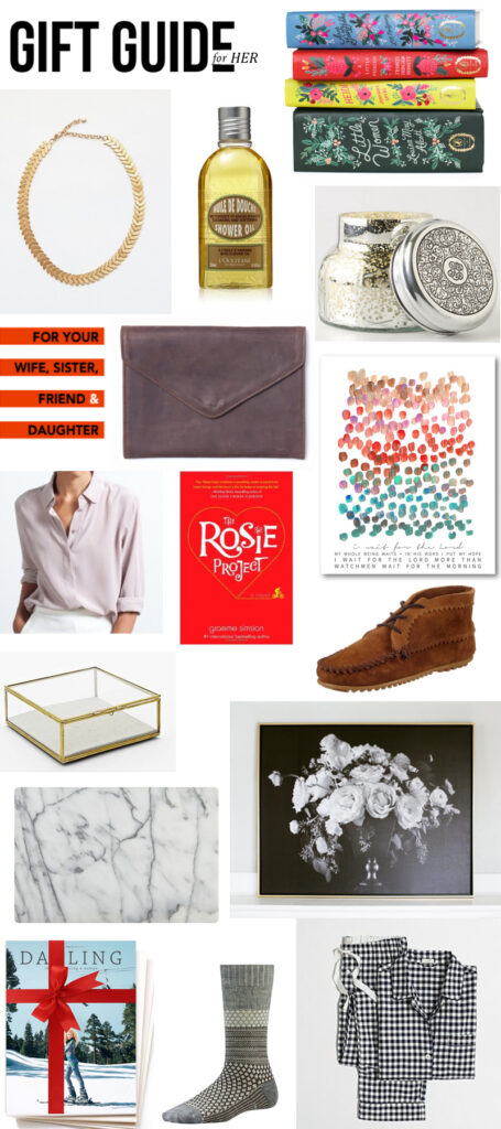 2014 gift guide for her