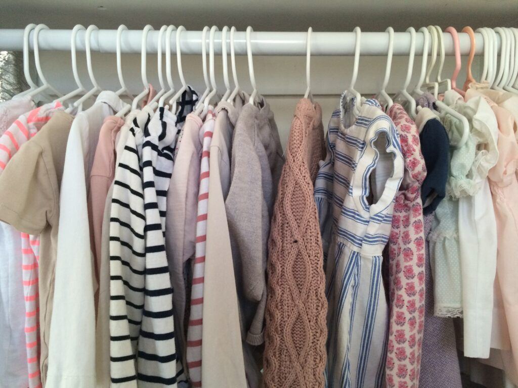 girl's wardrobe | Lindsey Kubly Blog