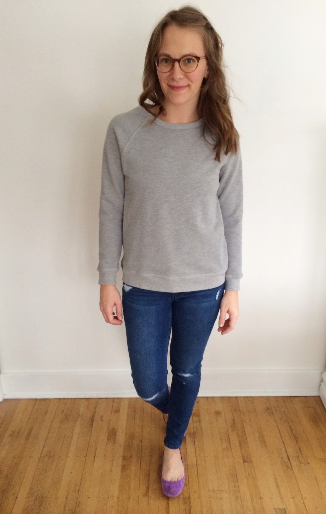 Everlane Sweatshirt Review | Lindsey Kubly Blog