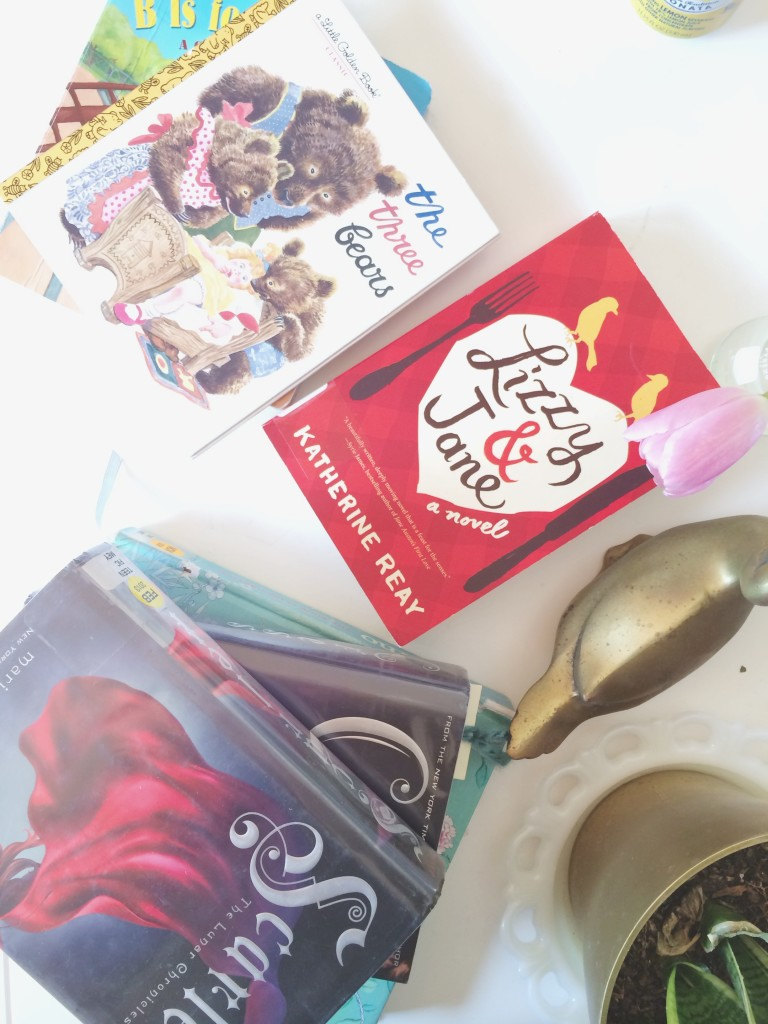 from the library shelf | Lindsey Kubly Blog