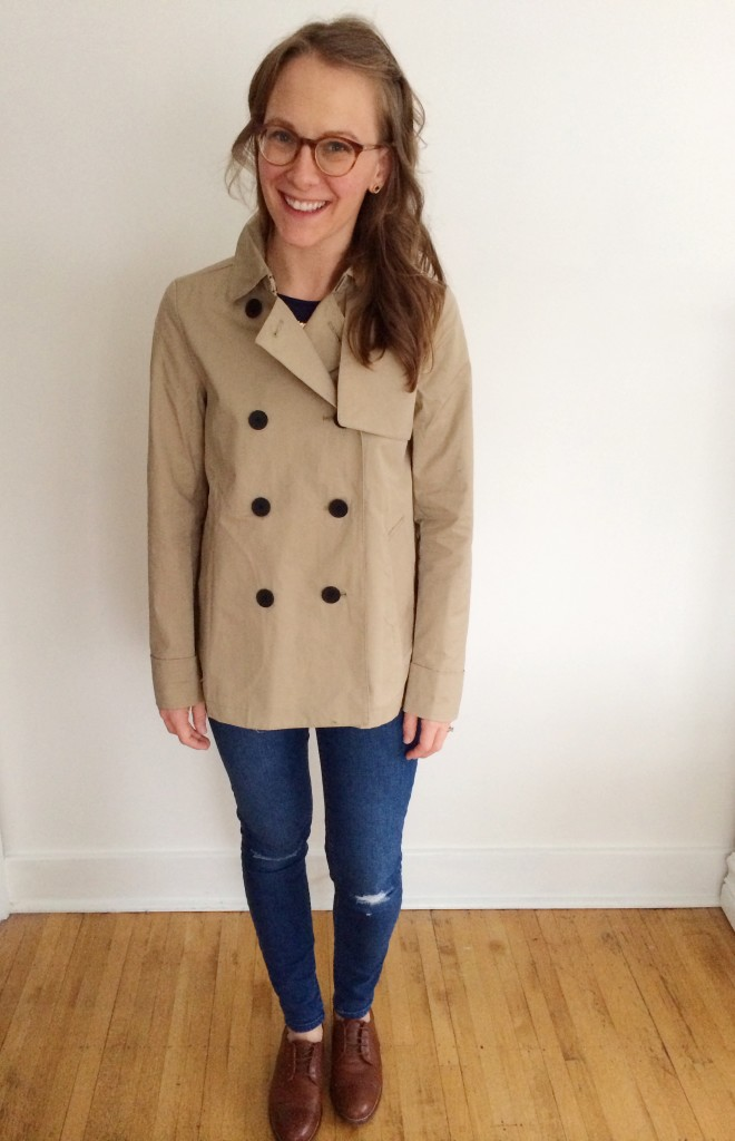 Everlane Trench Review | Liindsey Kubly Blog