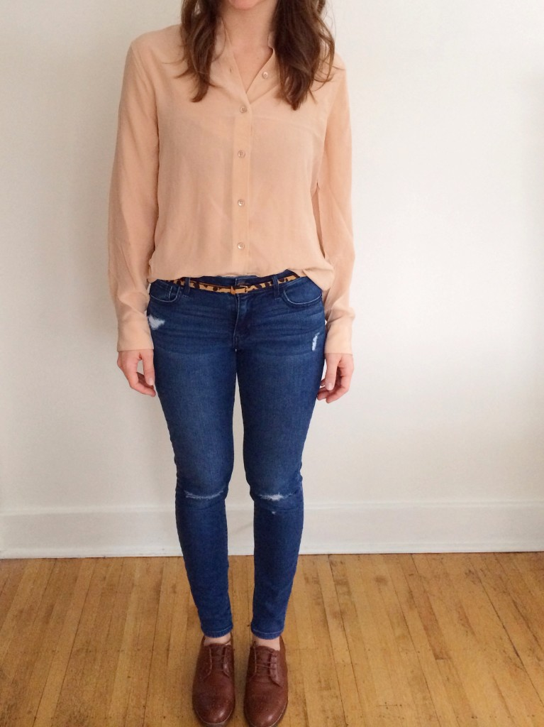 Everlane Silk Shirt Review | Lindsey Kubly Blog