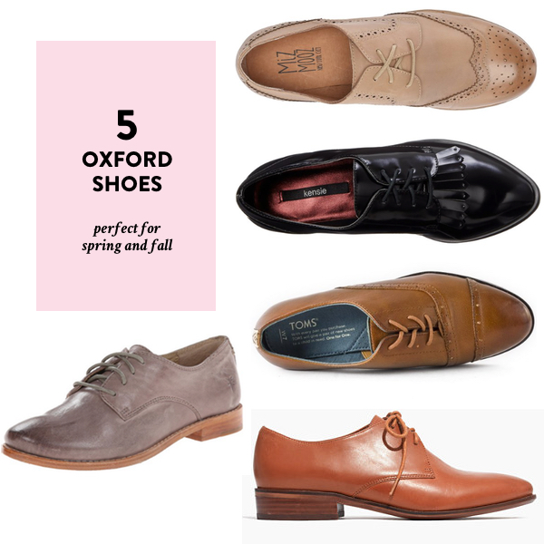 best of oxford shoes