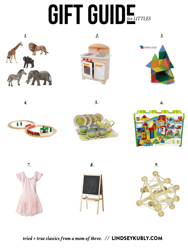 2015 gift guide for kids | Lindsey Kubly Blog