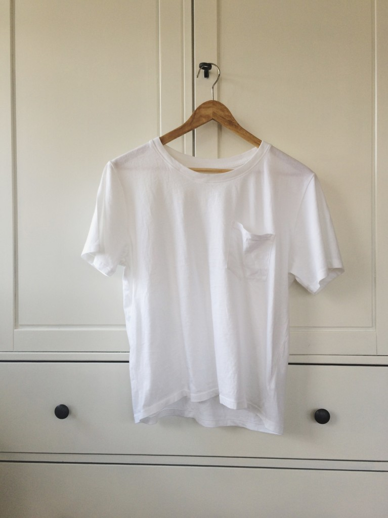 the perfect boxy tee.