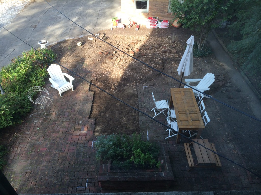 backyard transformation // Lindsey Kubly Blog