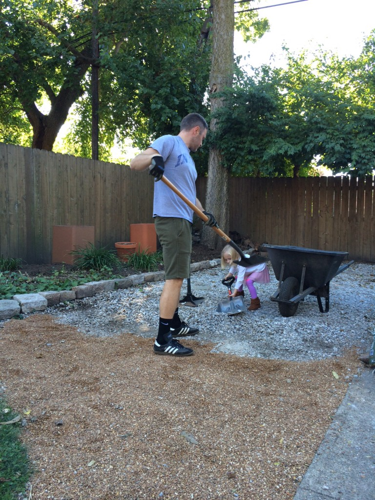 our home the backyard transformation lindsey kubly
