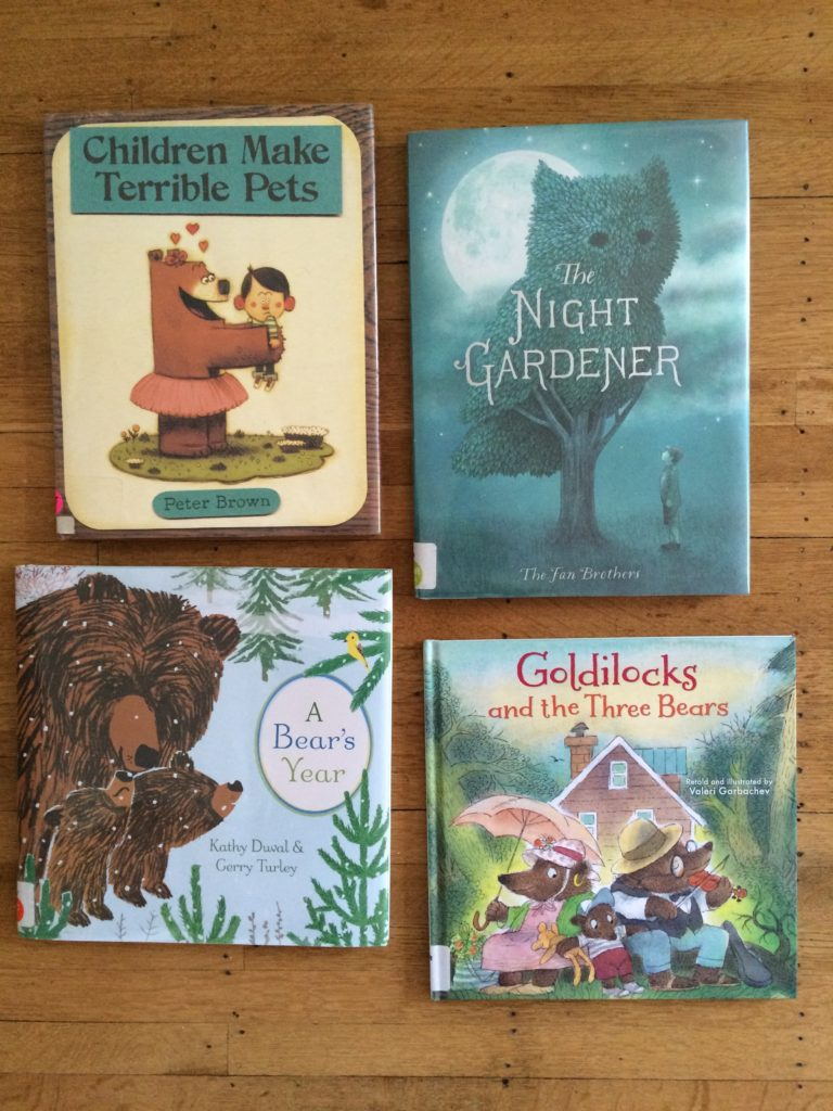 how to find great children's books at the library | Lindsey Kubly Blog