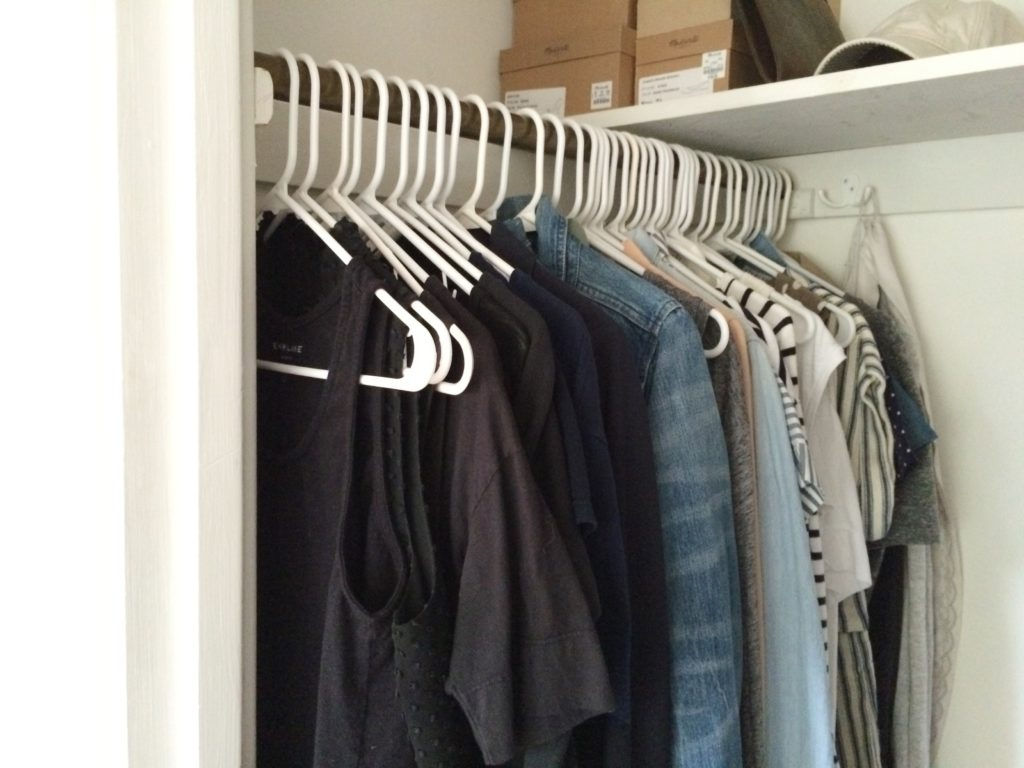 how my wardrobe has changed the past four years | Lindsey Kubly Blog