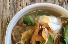 White Chicken Chili recipe.  Yum!
