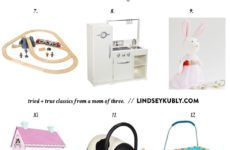 Gift Guide for Littles 2016 | tried and true classics from a mom of three