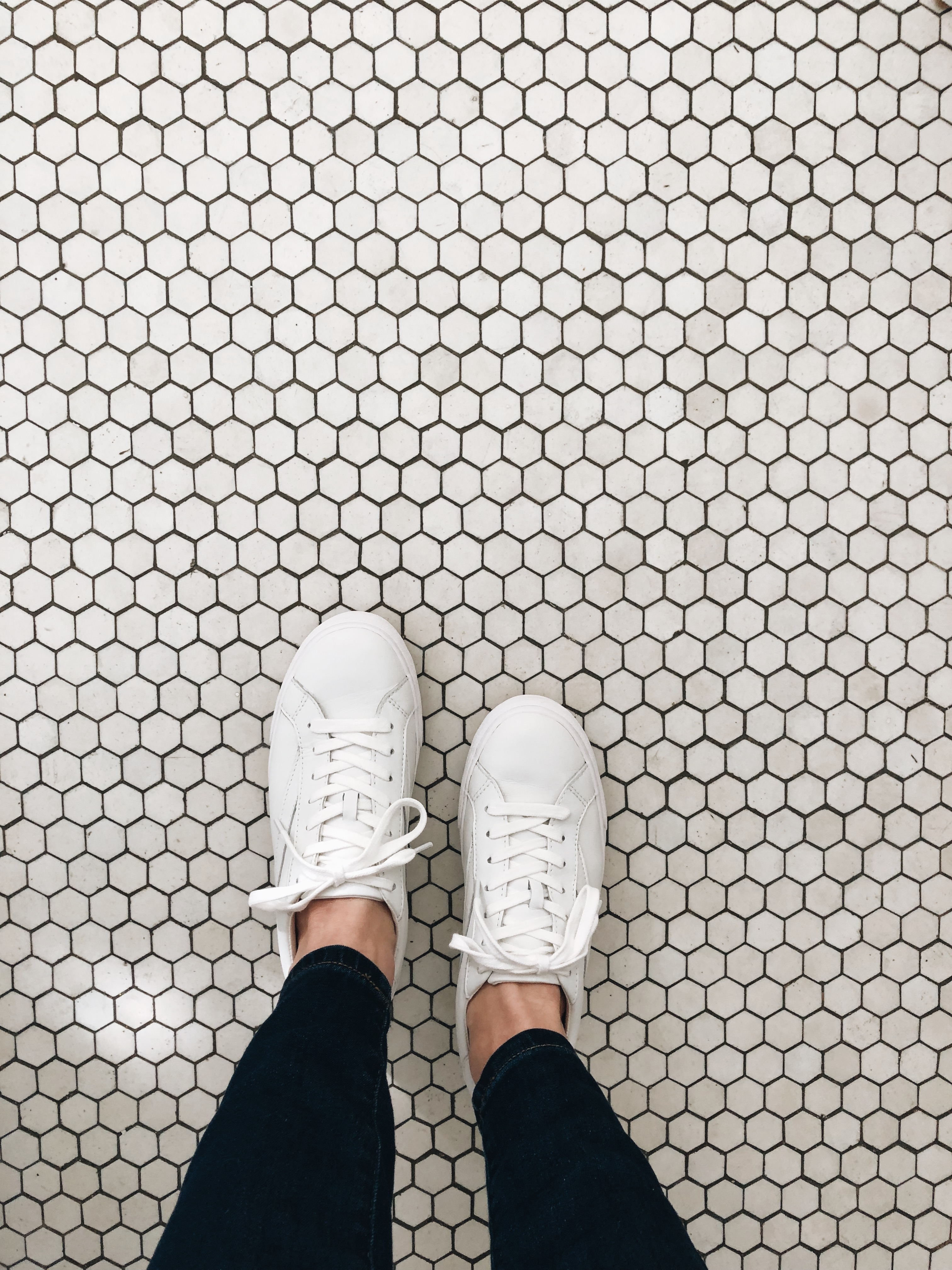 The Best White Sneakers for Spring